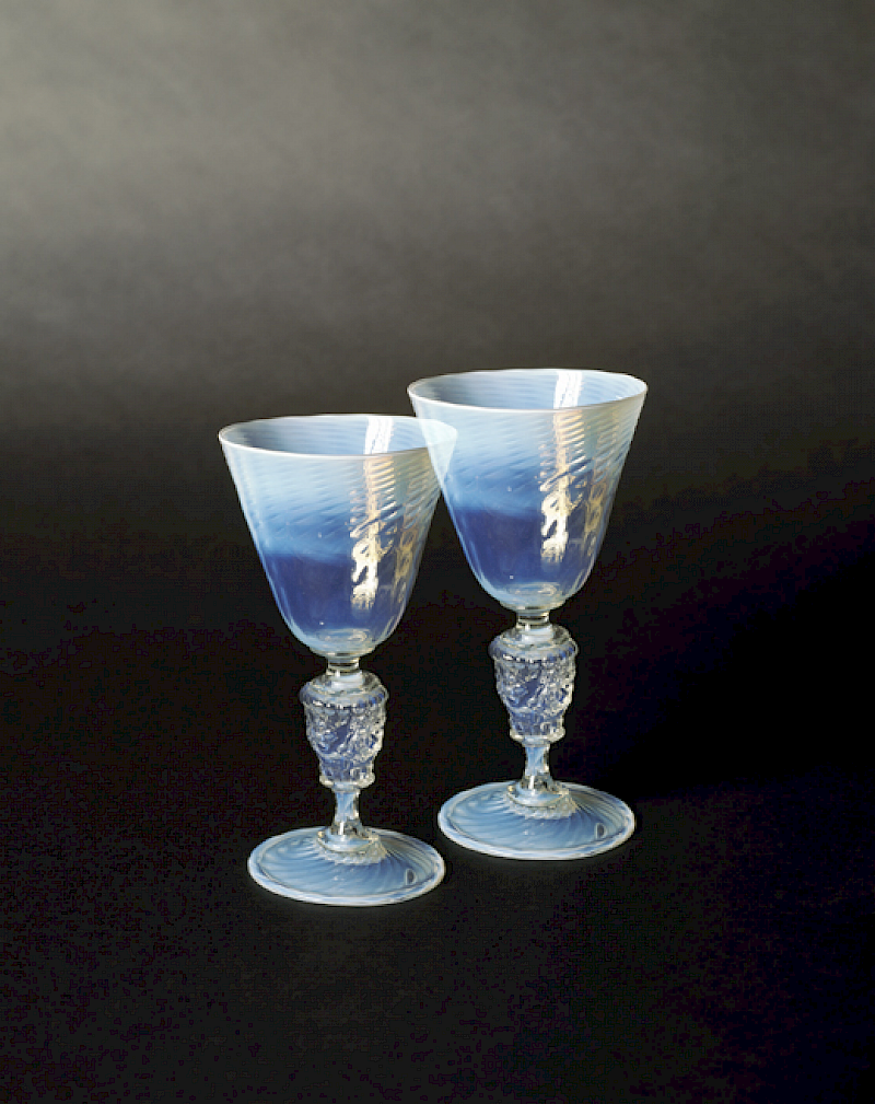 Unseen Collection Print Glass