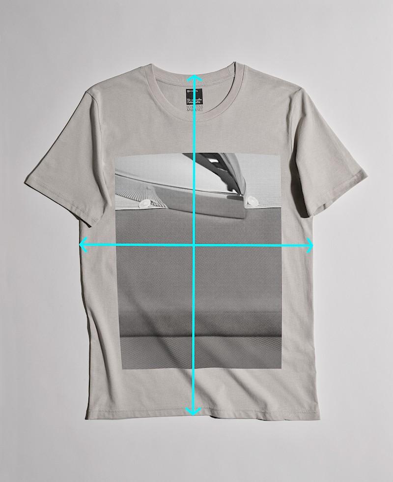 Irony T-shirt for Biennale Für Aktuelle Fotografie